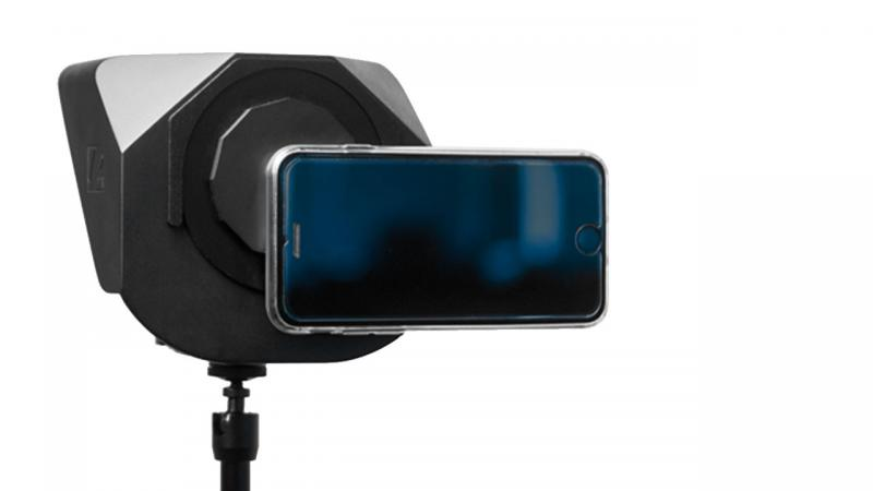 Teleprompter for smartphone